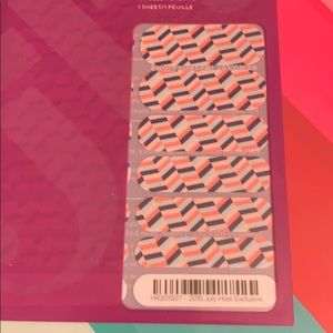 Jamberry wrap- 2015 July Host Exclusive